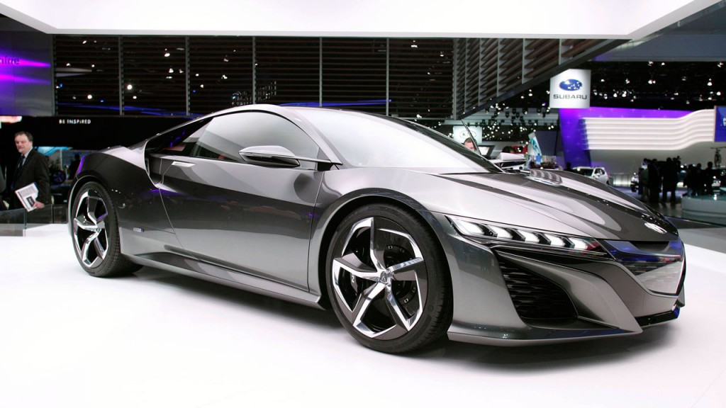 2013 Acura NSX Concept HD Wallpapers