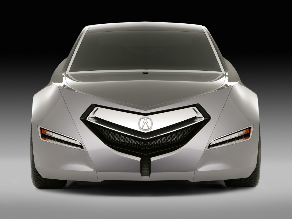Acura Advanced Sedan Concept 2103 Wallpapers