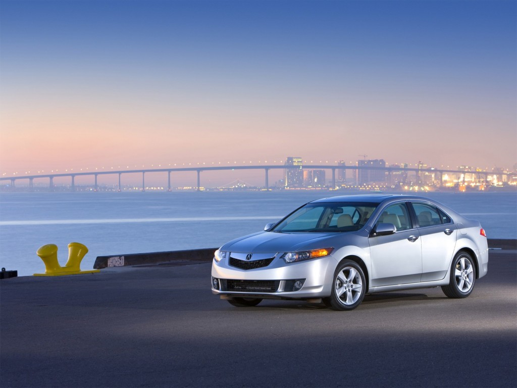 Acura TSX Wallpaper High Definition