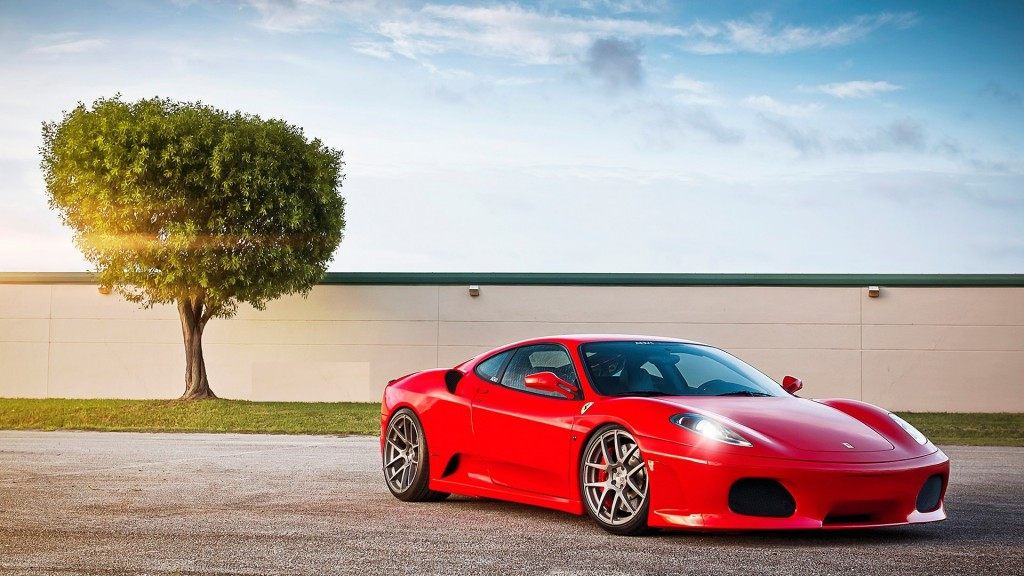 2013 Adv1 Ferrari F430 Wallpapers