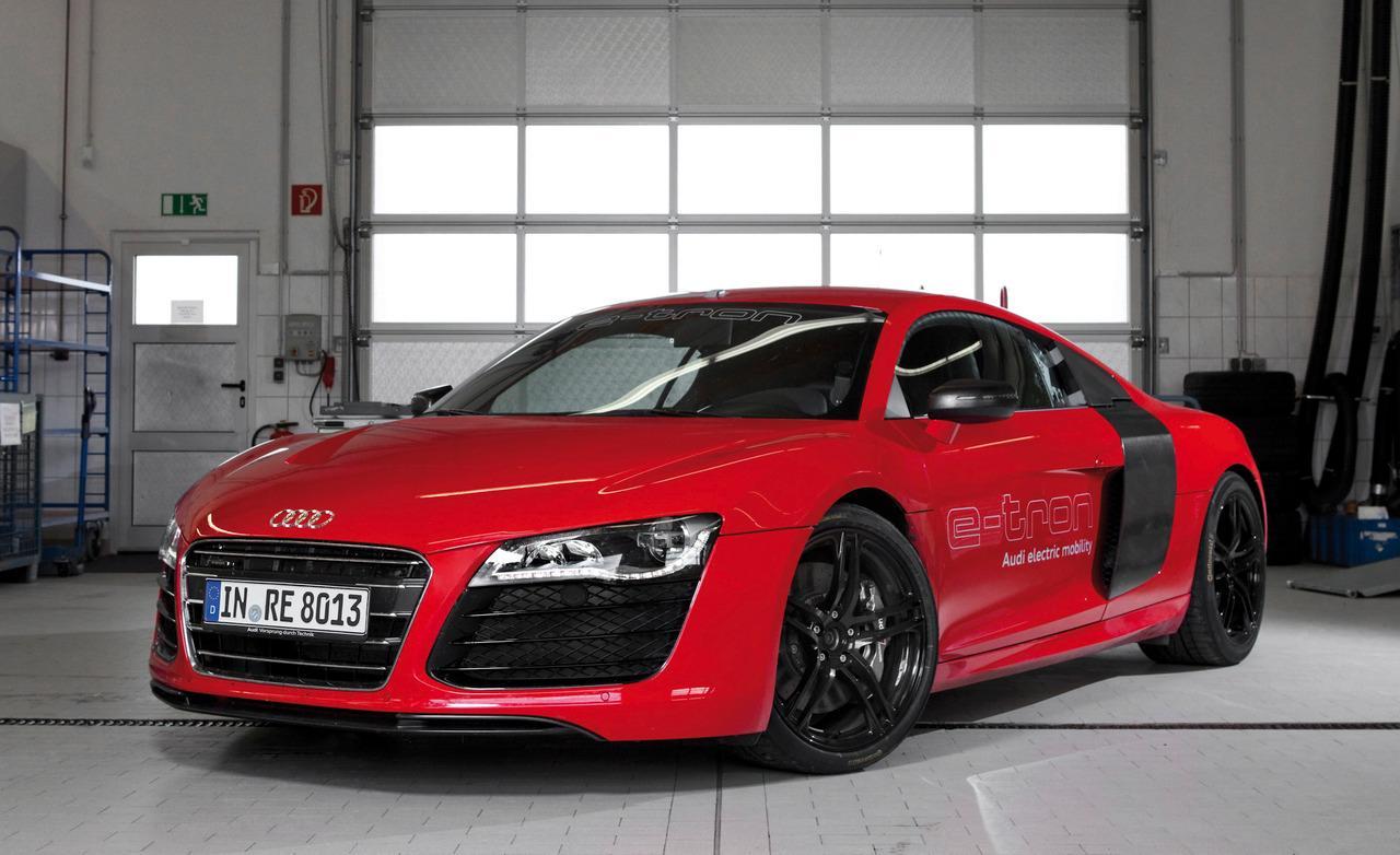 2013 Audi E Tron Car Wallpaper For Desktop Backgrounds My Site