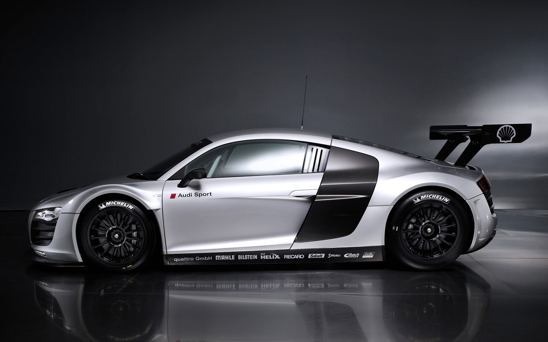 2013 Audi R8 LMS 1080p HD Wallpapers - My Site