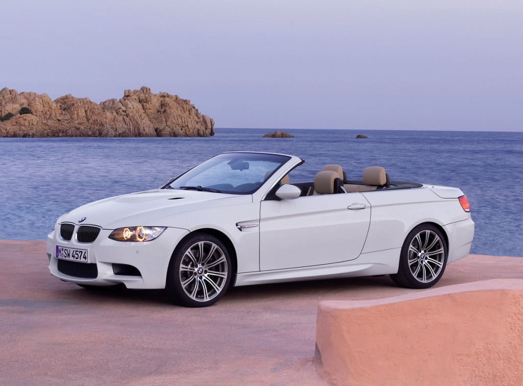 1080p BMW M3 Convertible Wallpaper HD