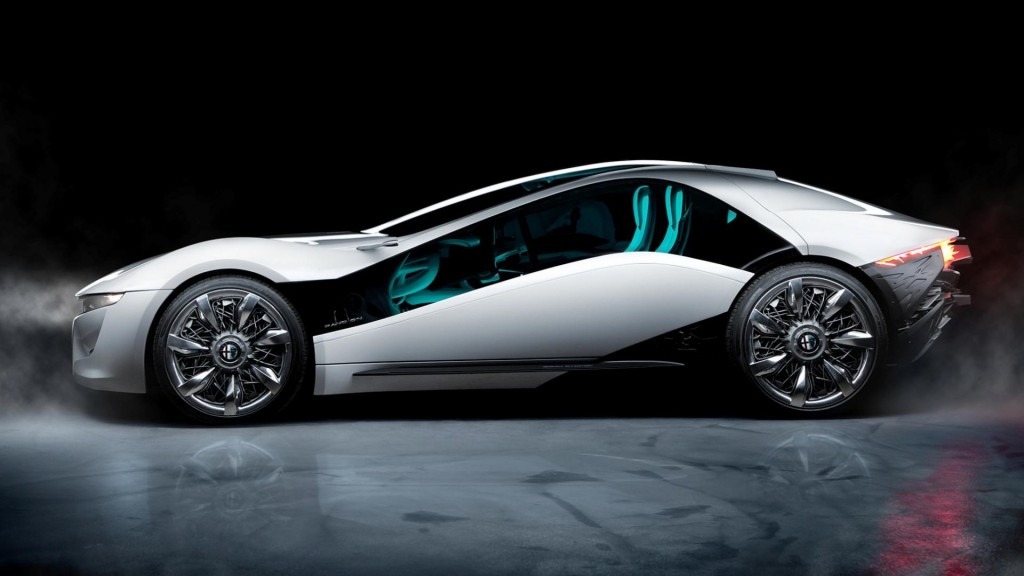 Awesome Bertone Alfa Romeo Pandion hd wallpaper-1080p