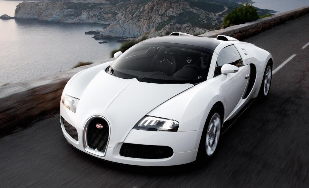 Bugatti Veyron Trandsport HD Wallpapers