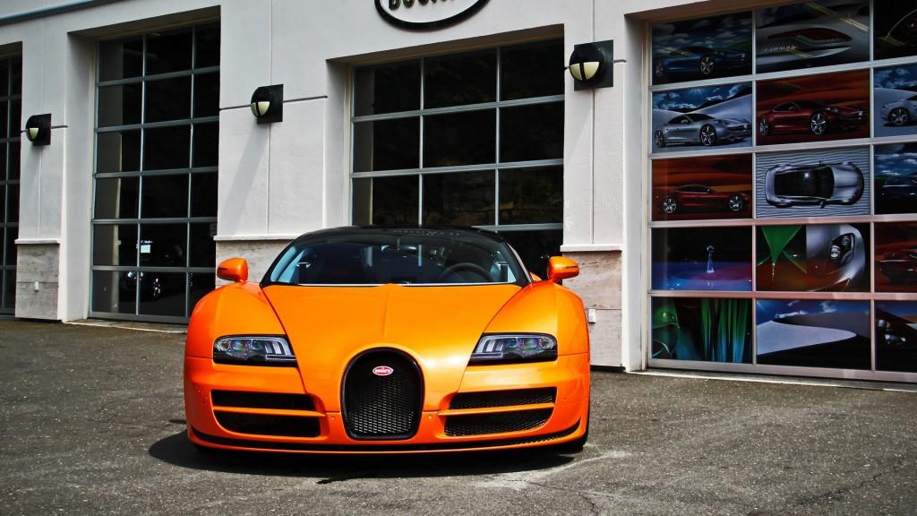 Bugatti Veyron Vitesse 1920x1080 Wallpaper