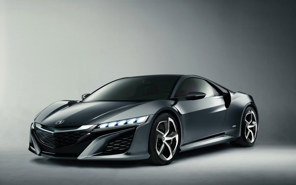 2013 Acura nsx-HD wallpapers