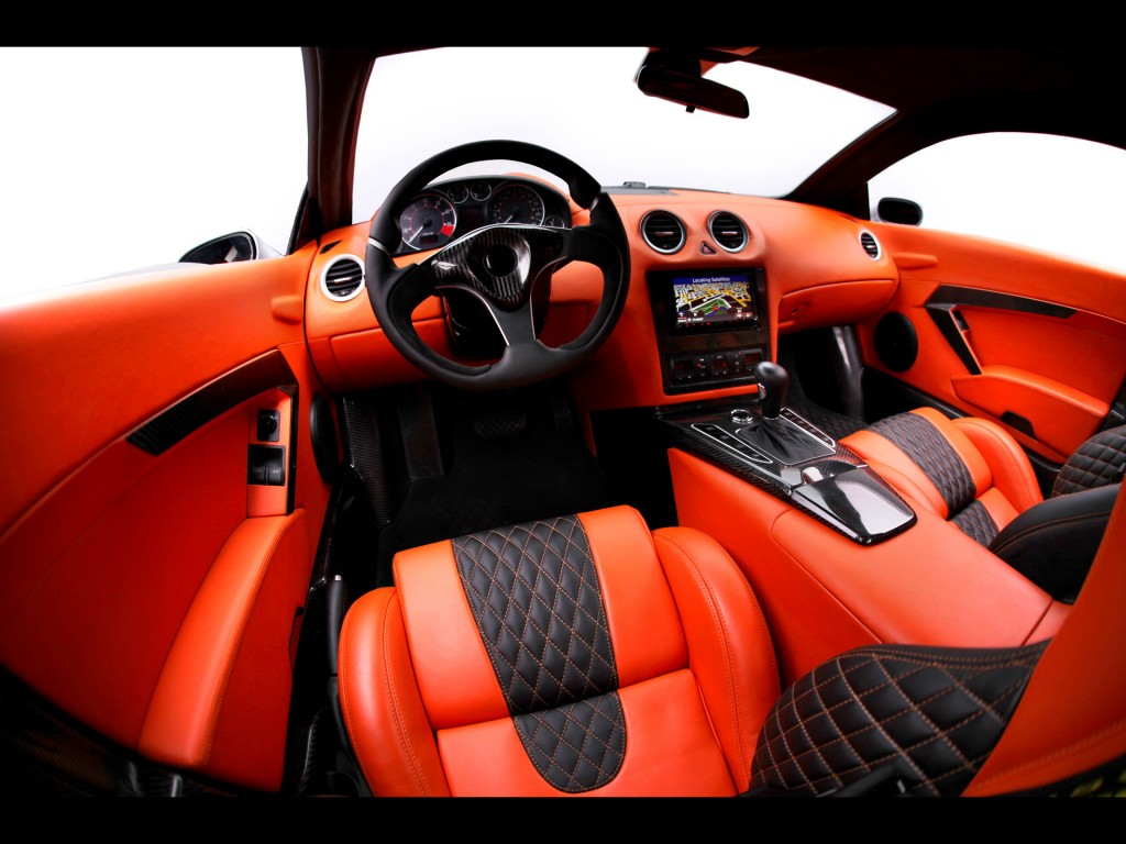 2014 Arrinera Dashboard HD Wallpaper