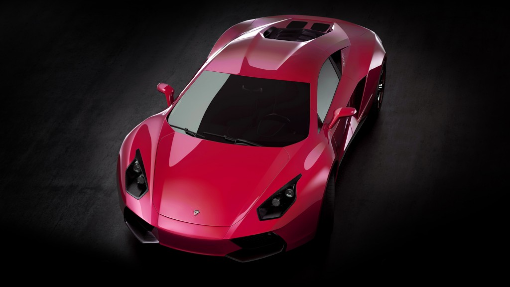 2013 Arrinera Hussarya V3 1080p Wallpaper