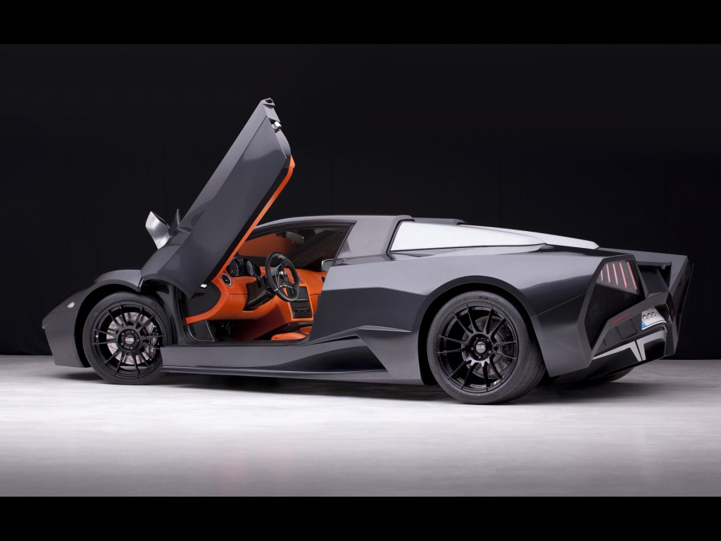 2014 Arrinera Side Angle Open Doors HD Wallpapers free download