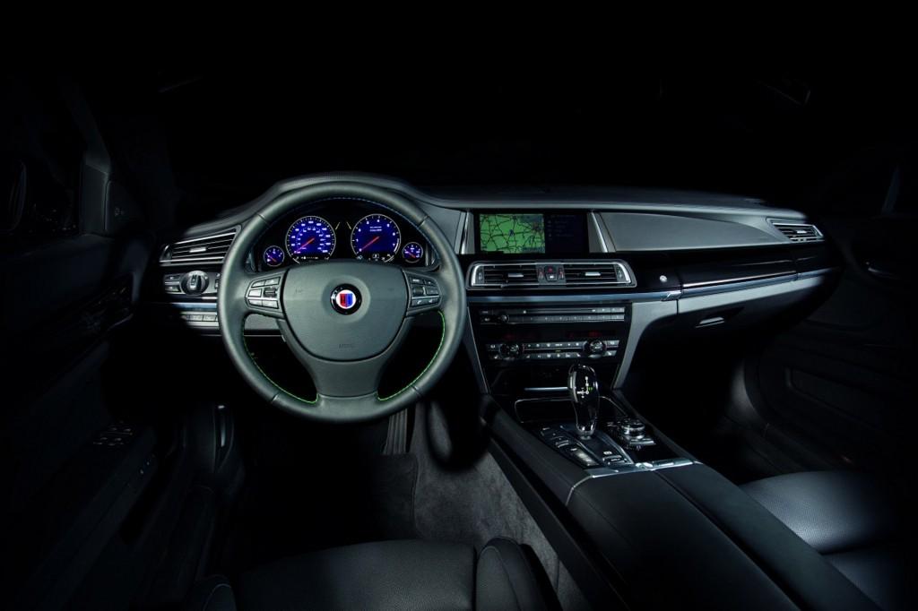 2013 BMW Alpina B7 Wallpaper HD-1080p