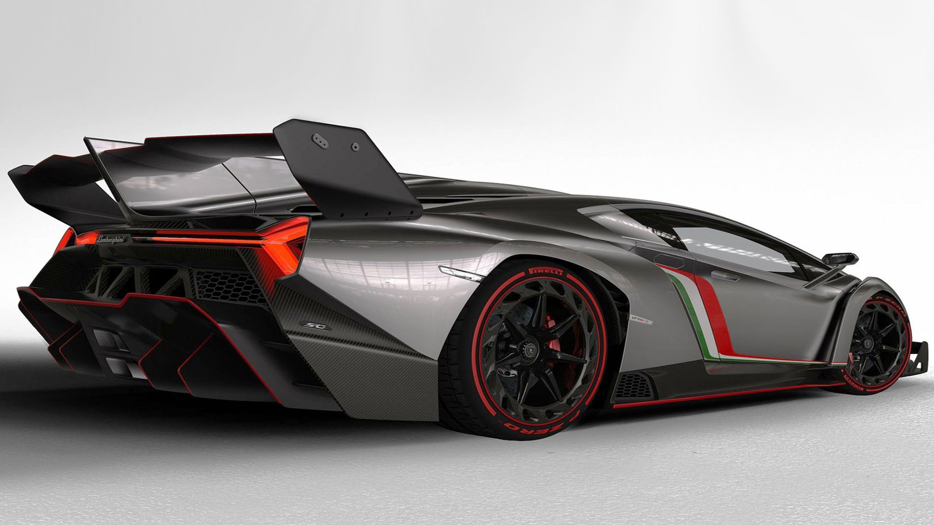 2013 Lamborghini Veneno-HD Wallpapers