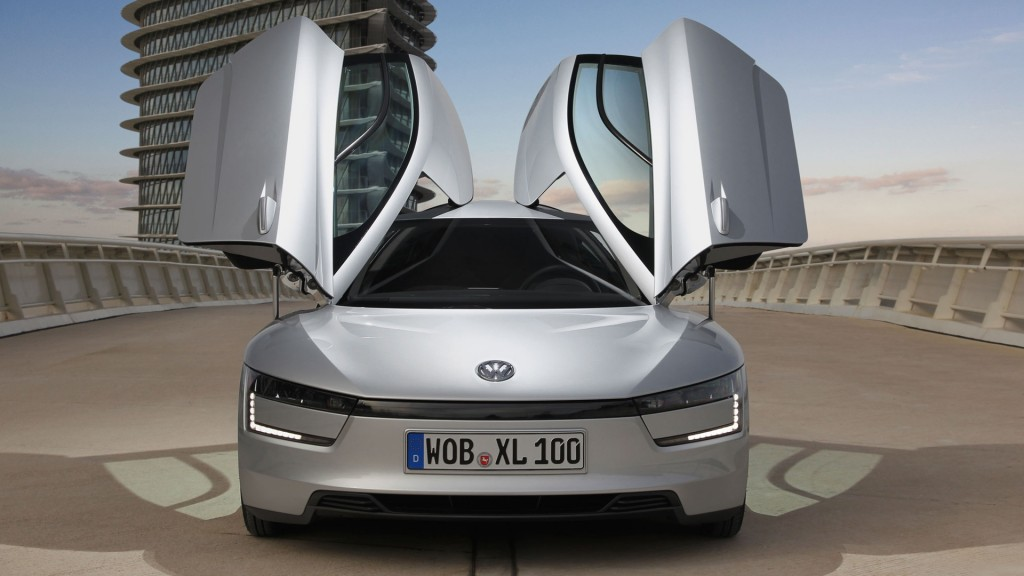 2014 Volkswagen Xl1 Wallpaper 1080p free download
