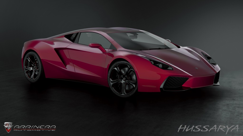 Awesome Car Arrinera Hussarya 1920x1080 HD Wallpaper free