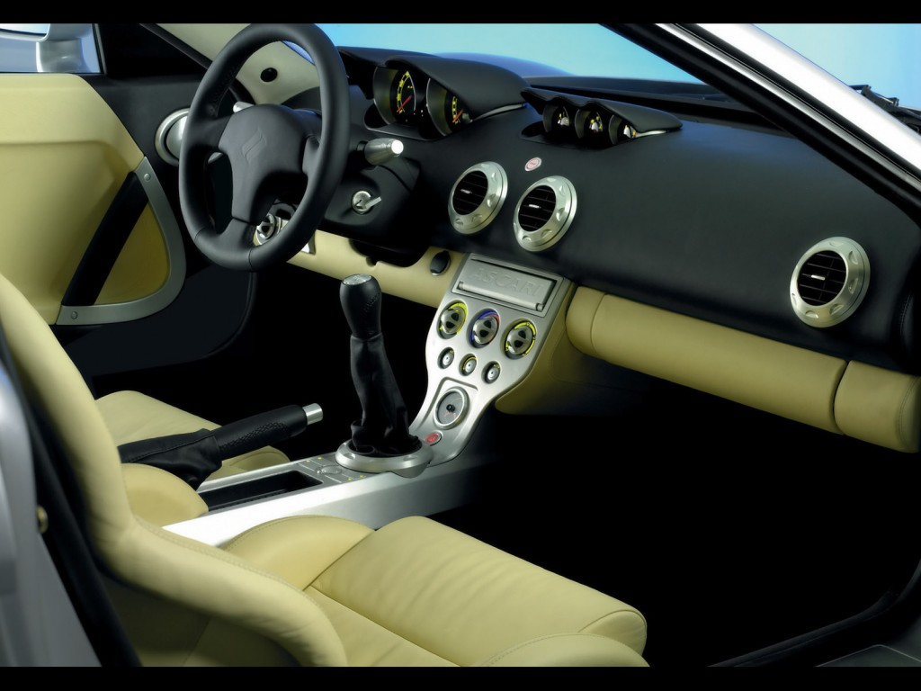 Download Ascari Kz1 Interior HD Wallpaper free collection