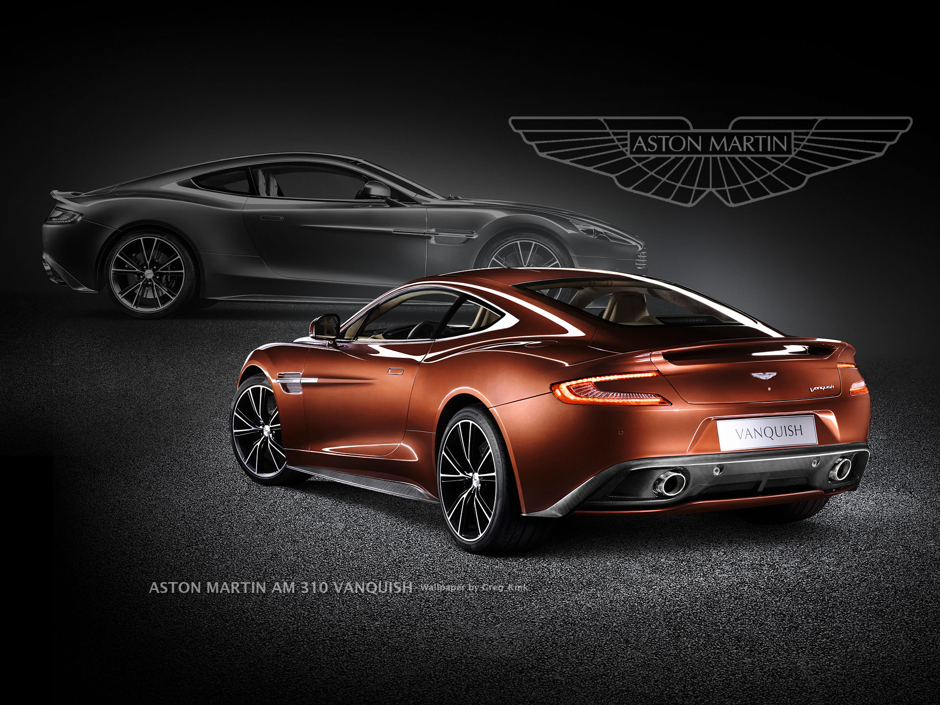 Aston Martin 1080p-HD Wallpapers