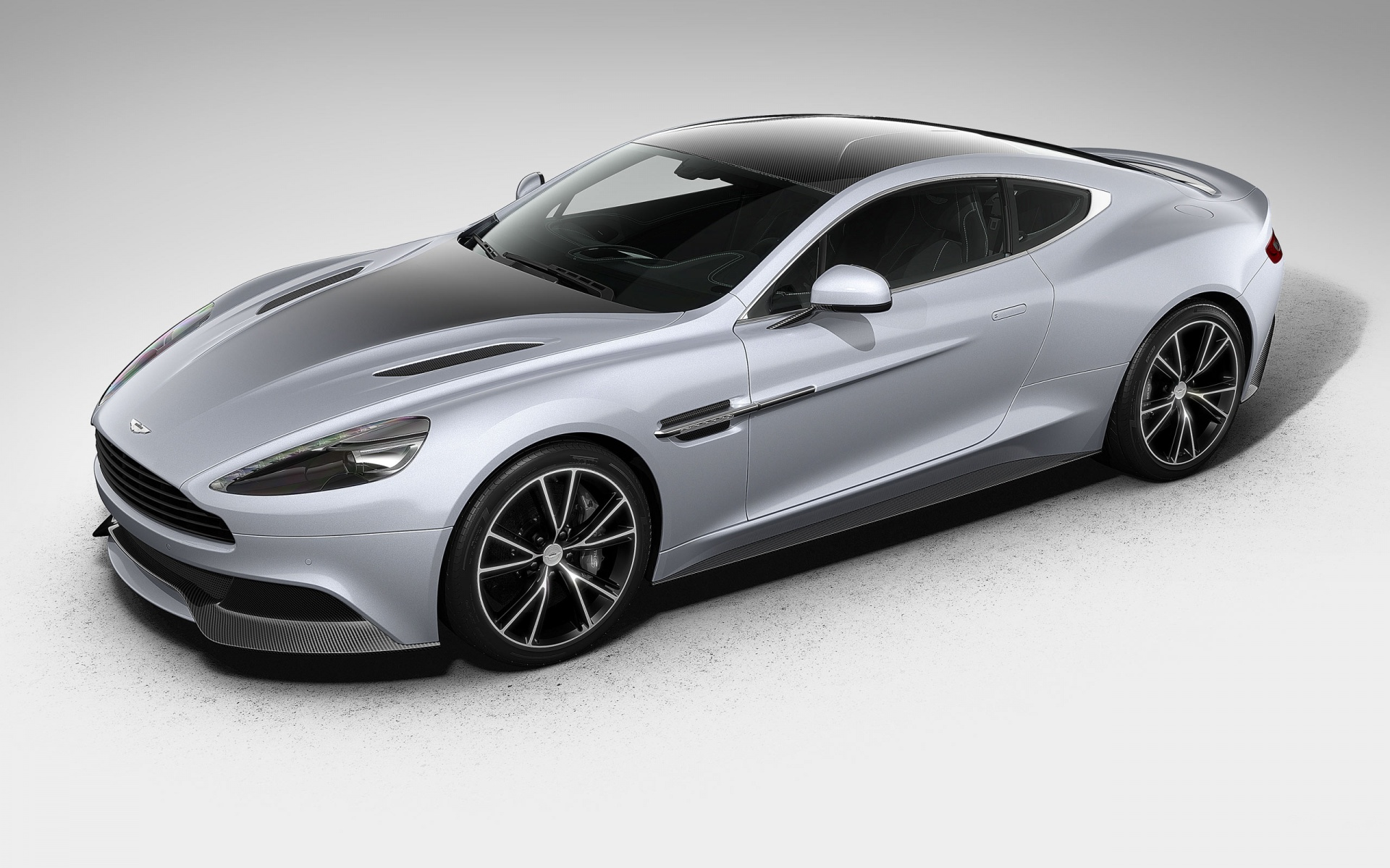 Aston Martin Vanquish-HD Wallpapers
