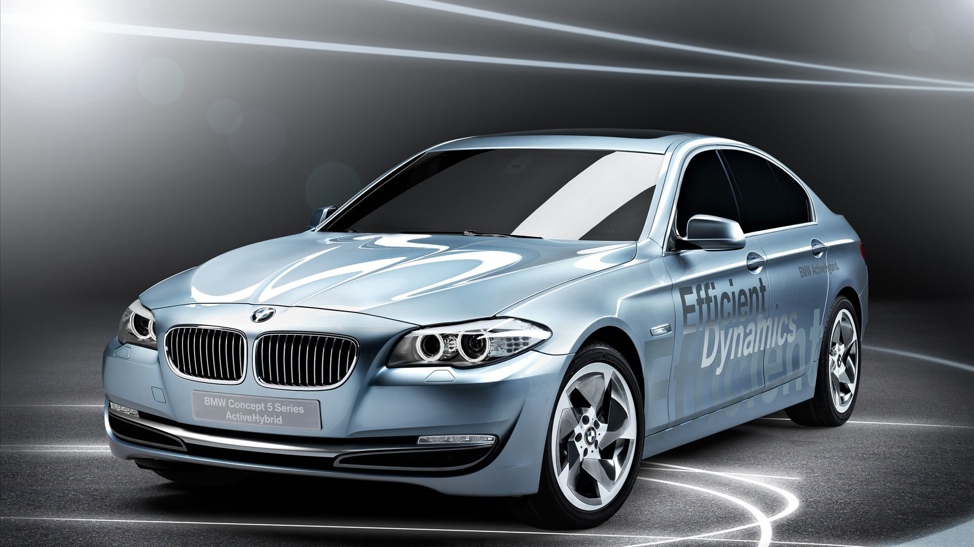 BMW Series 5-HD Wallpapers
