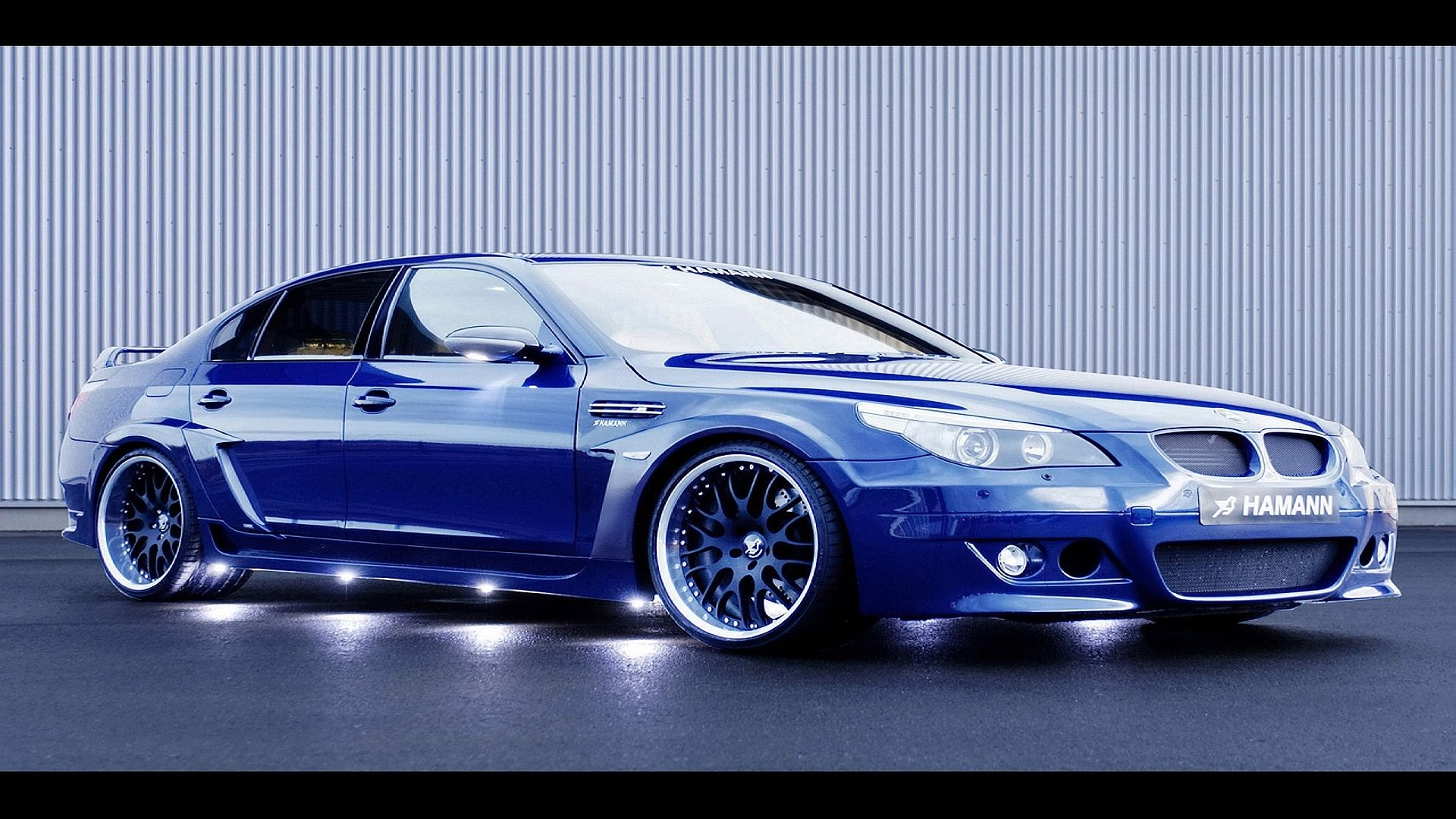 BMW m5 1080p-Wallpapers