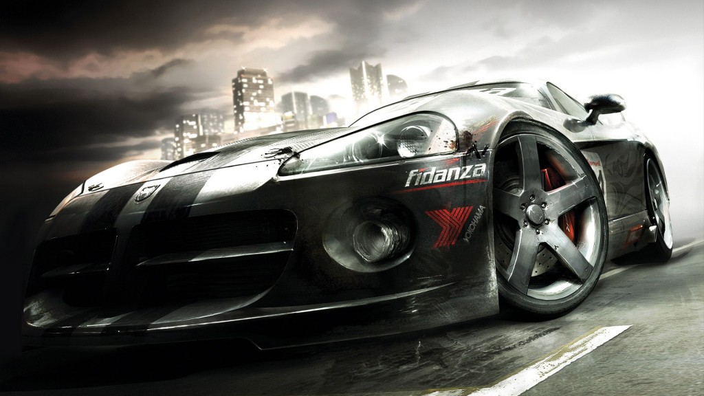HD Dodge Viper Car Wallpaper