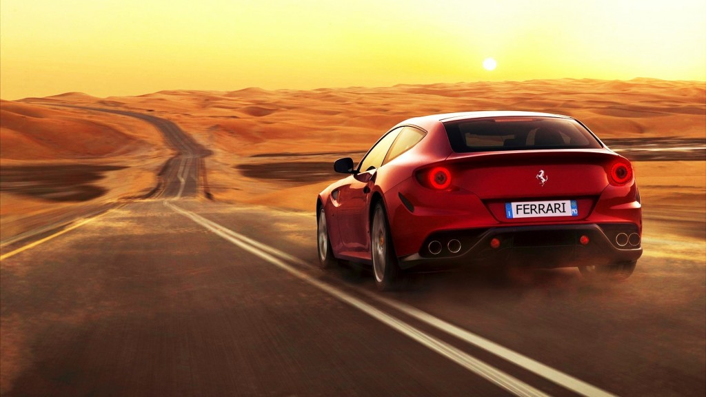 HD Ferrari F12 Berlinetta Wallpapers