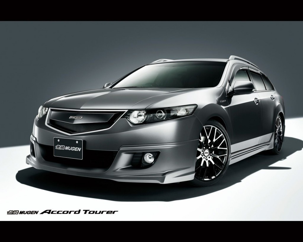 Honda Accord Mugen Wallpaper