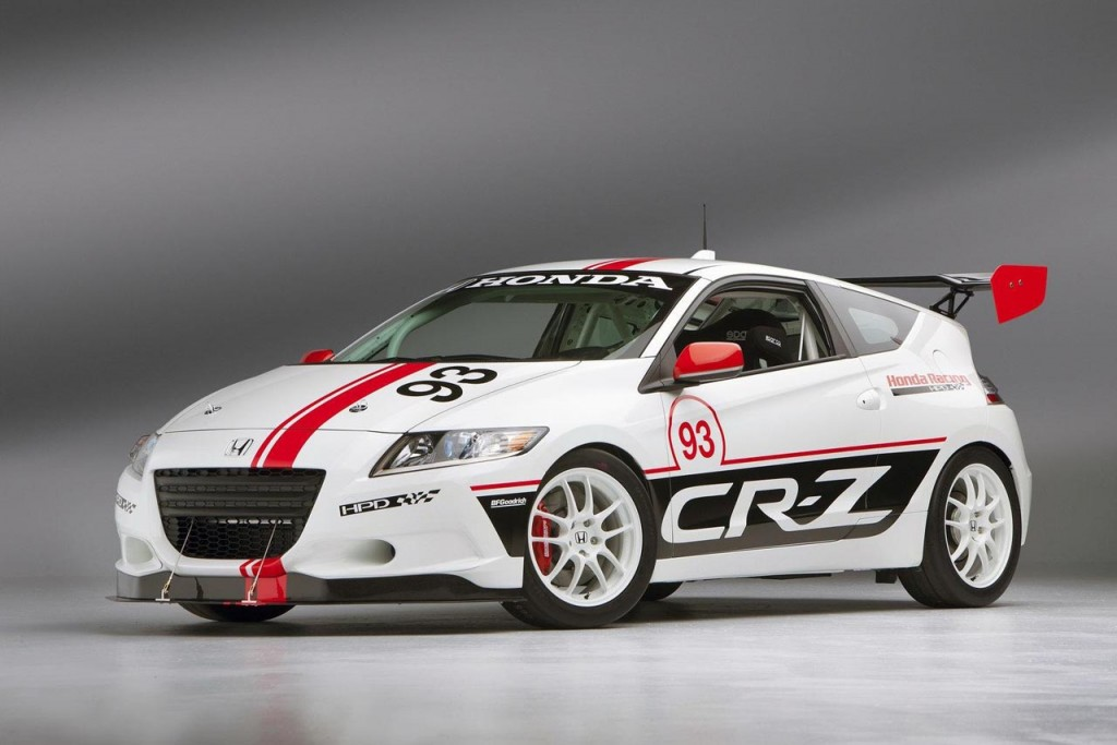 Honda CRZ Race Wallpaper for desktop