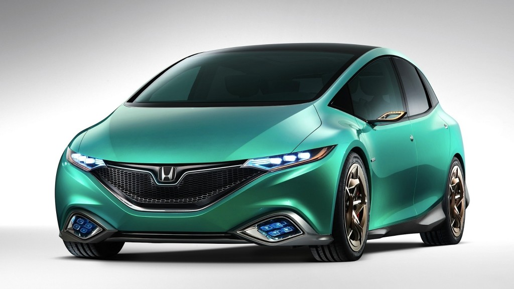 Honda Cars Concept Hd Wallpaper