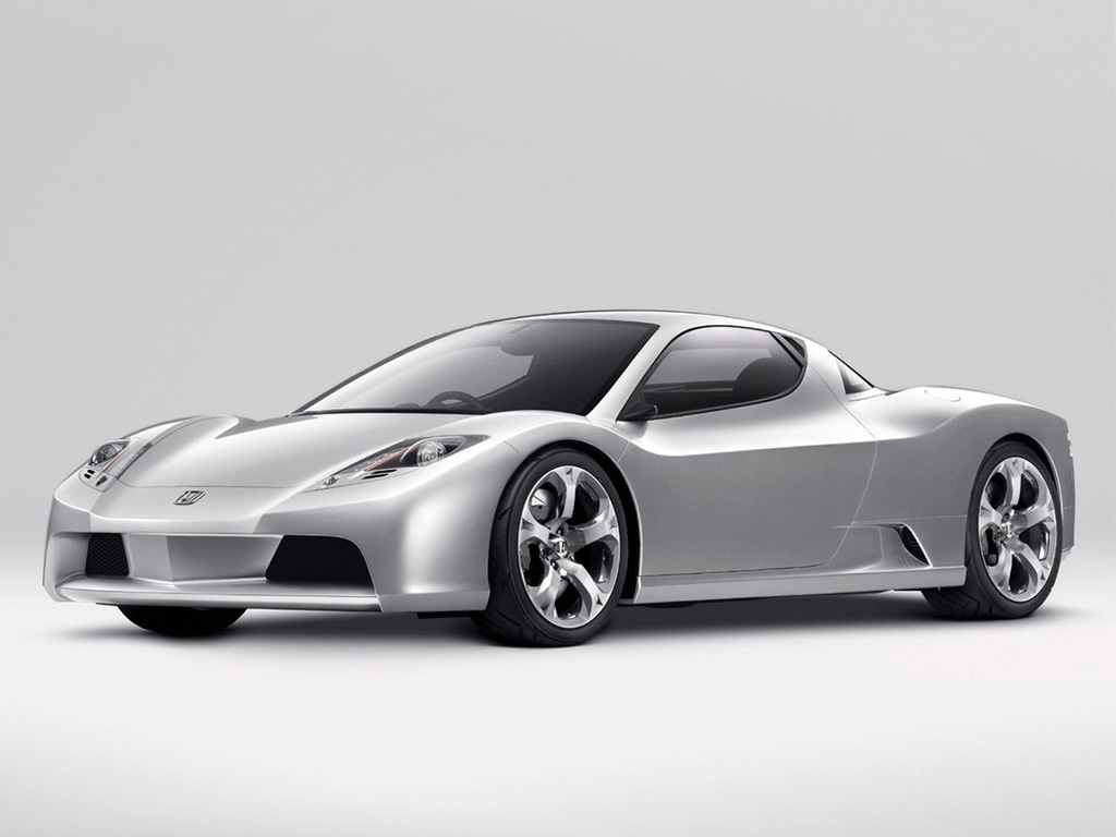 Honda HSC Concept Car HD Wallpaper for desktop