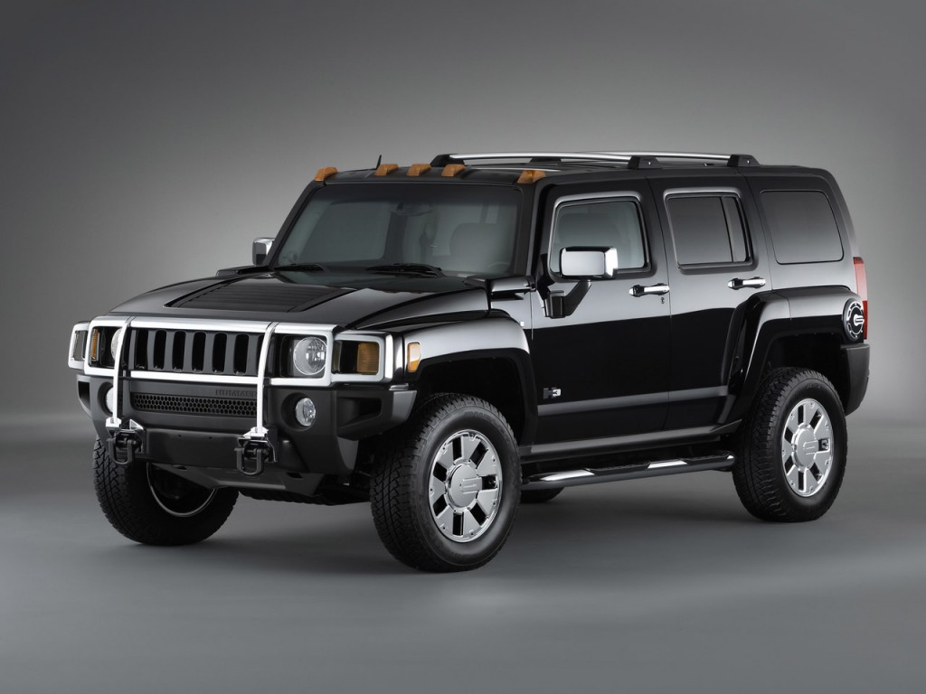 2007 HUMMER H3x HD Wallpapers