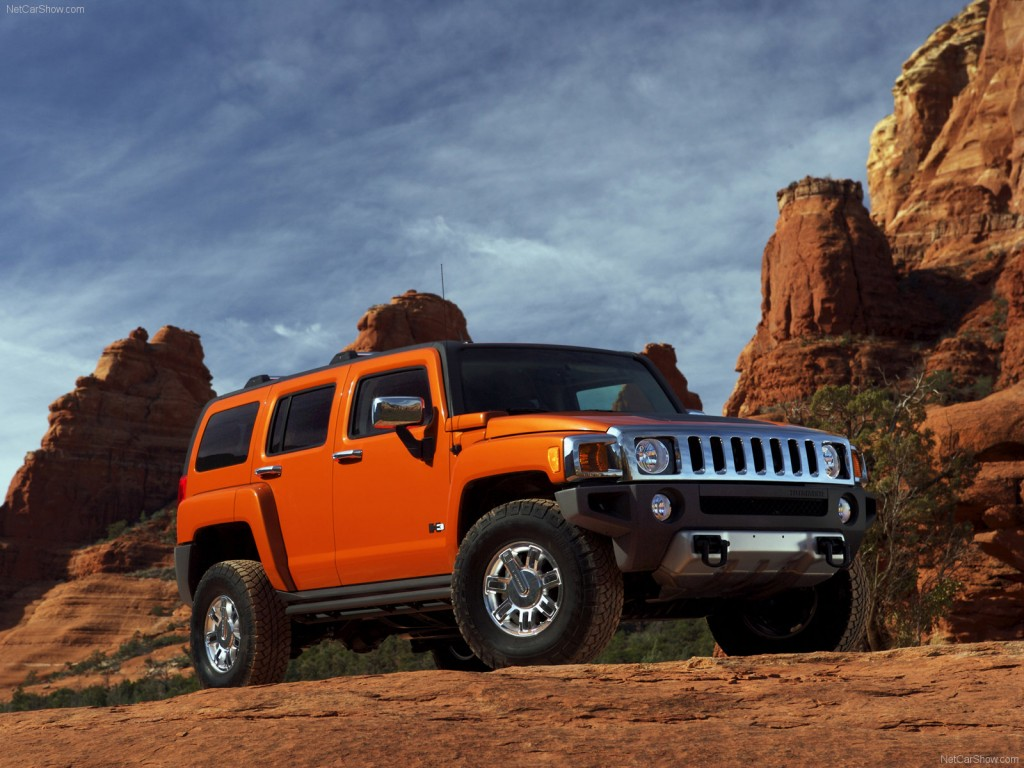 Hummer H3 Car Wallpapers