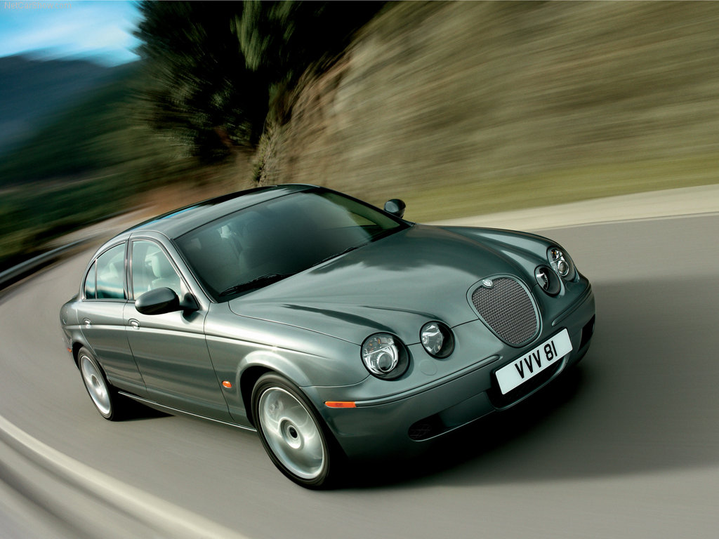 Jaguar S Type Wallpaper For Desktop