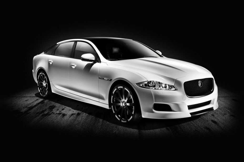Jaguar XJ75 Platinum Concept Wallpapers