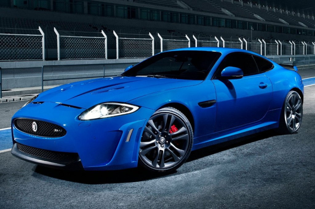 Jaguar XKR-S Wallpapers