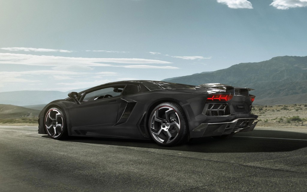 Lamborghiini Aventador-Wallpapers HD