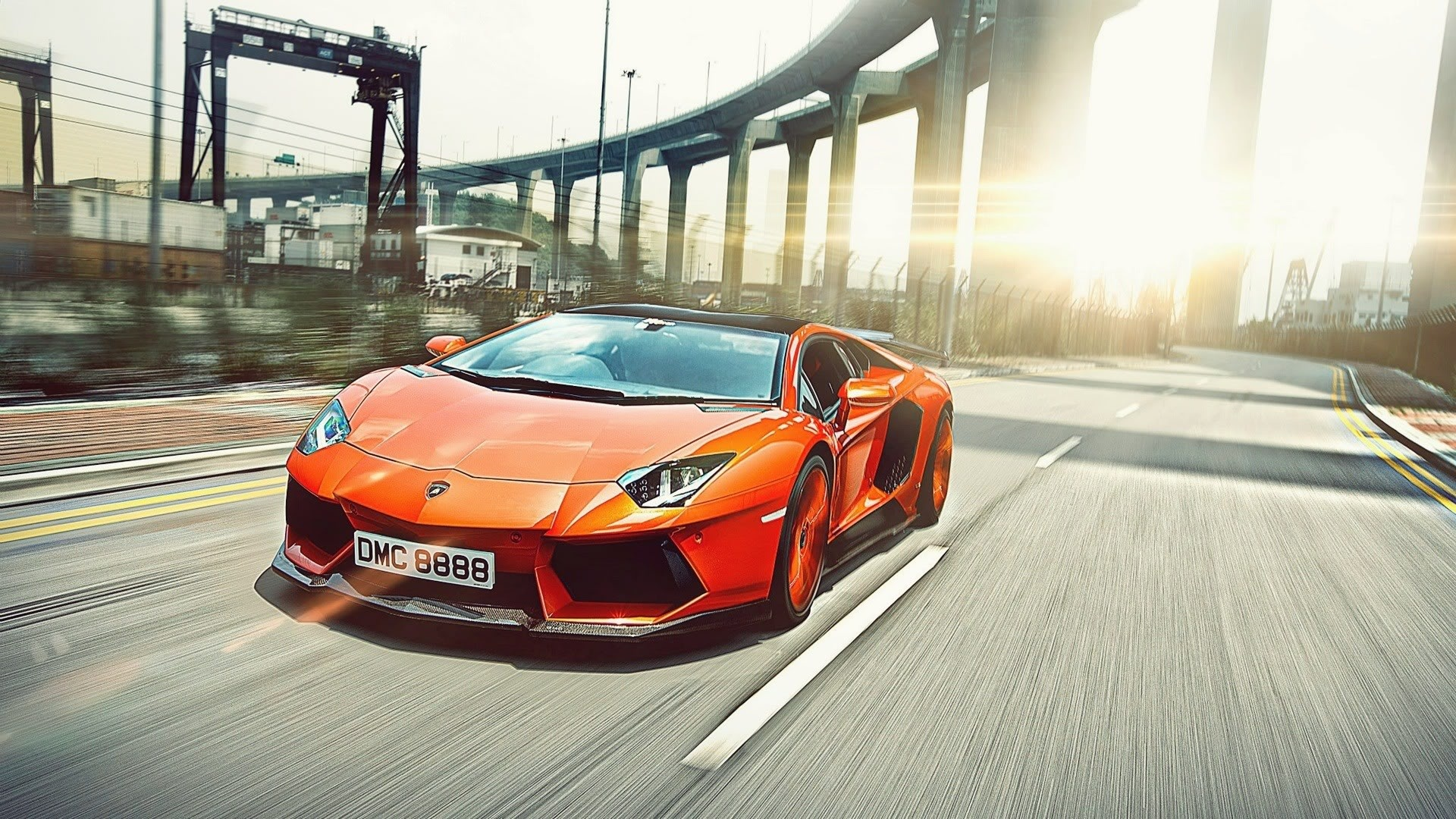 Lamborghini Aventador-Wallpapers