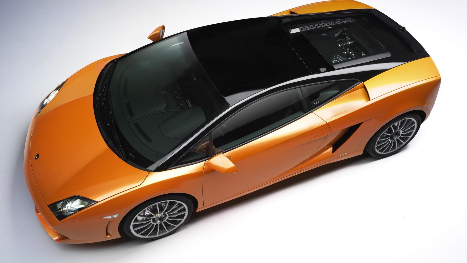 Lamborghini Gallardo-HD Wallpapers