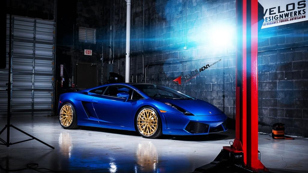Lamborghini Gallardo-Wallpapers