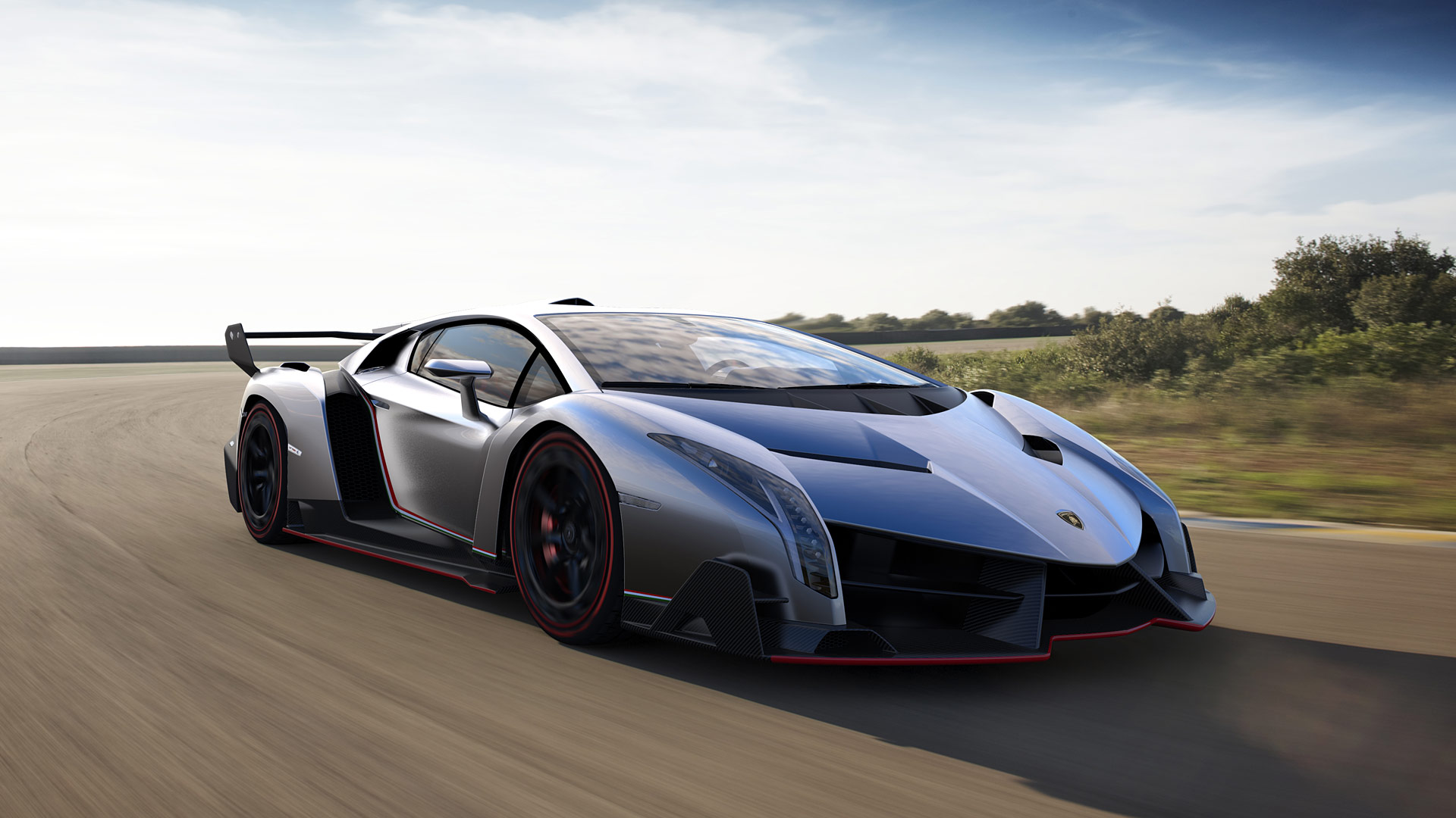 Lamborghini Veneno 1080p-HD wallpapers