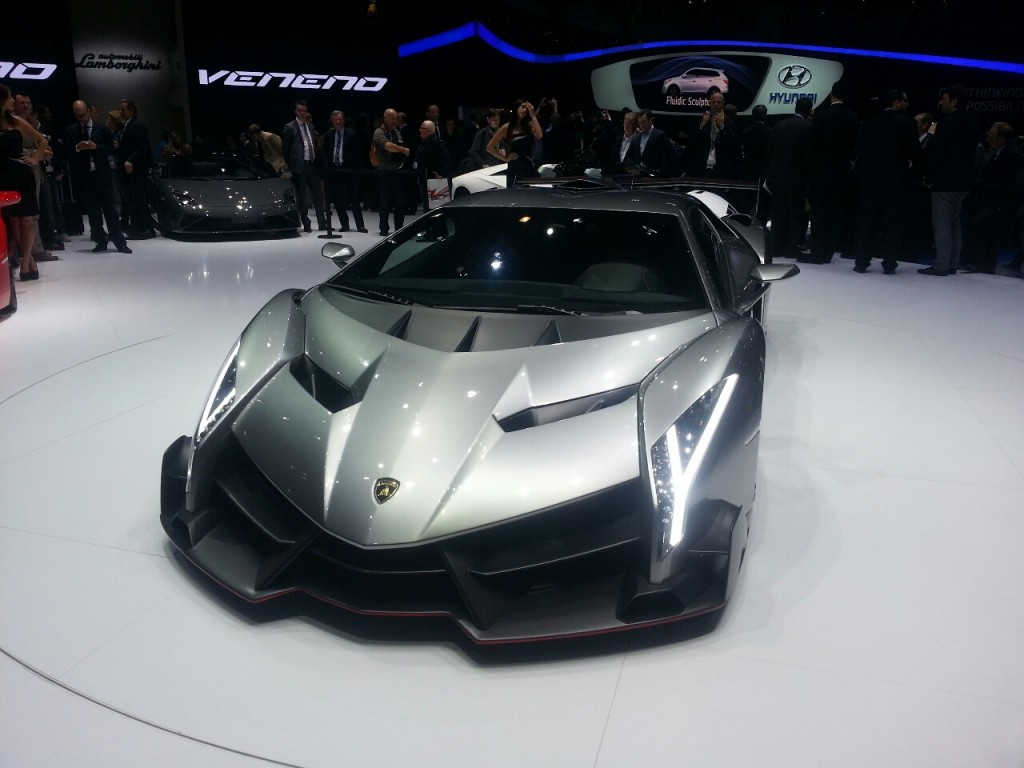 Lamborghini Veneno Car HDWallpapers