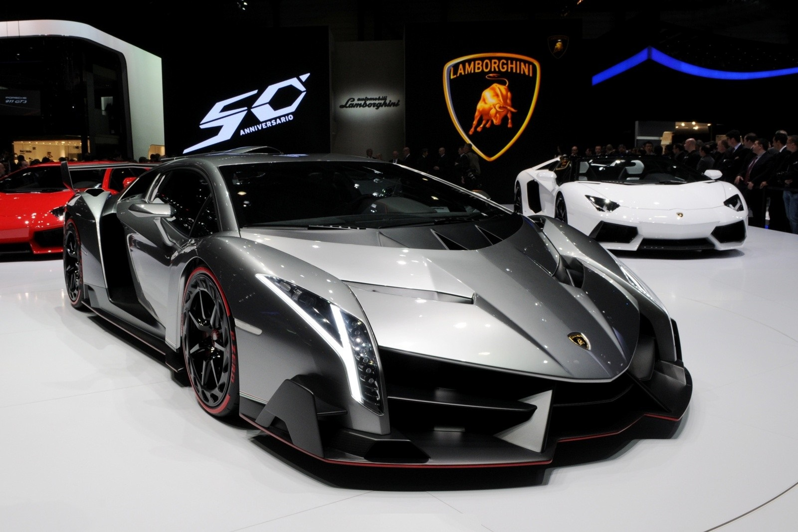 Lamborghini Veneno HD Wallpapers-1080p