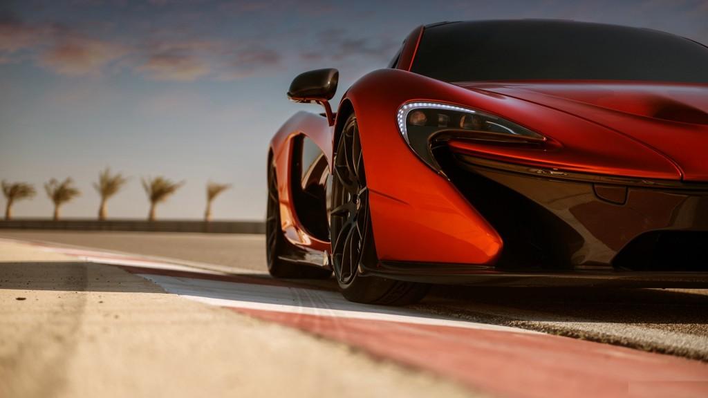 McLaren 1080p Wallpaper
