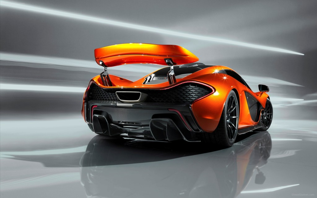 Download McLaren P1 Hypercar Wallpapers