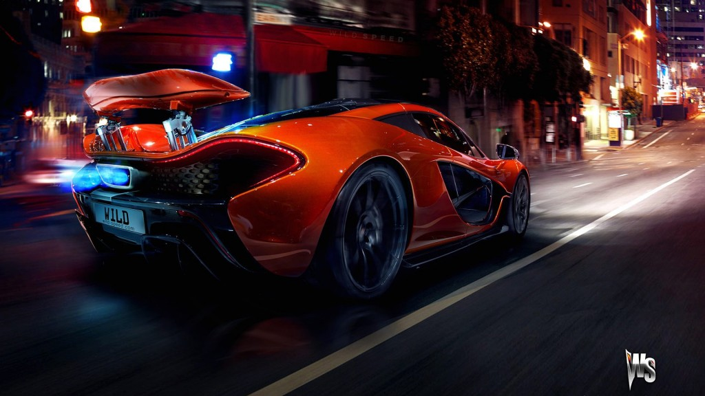 Mclaren P1 1920x1080 HD Wallpaper