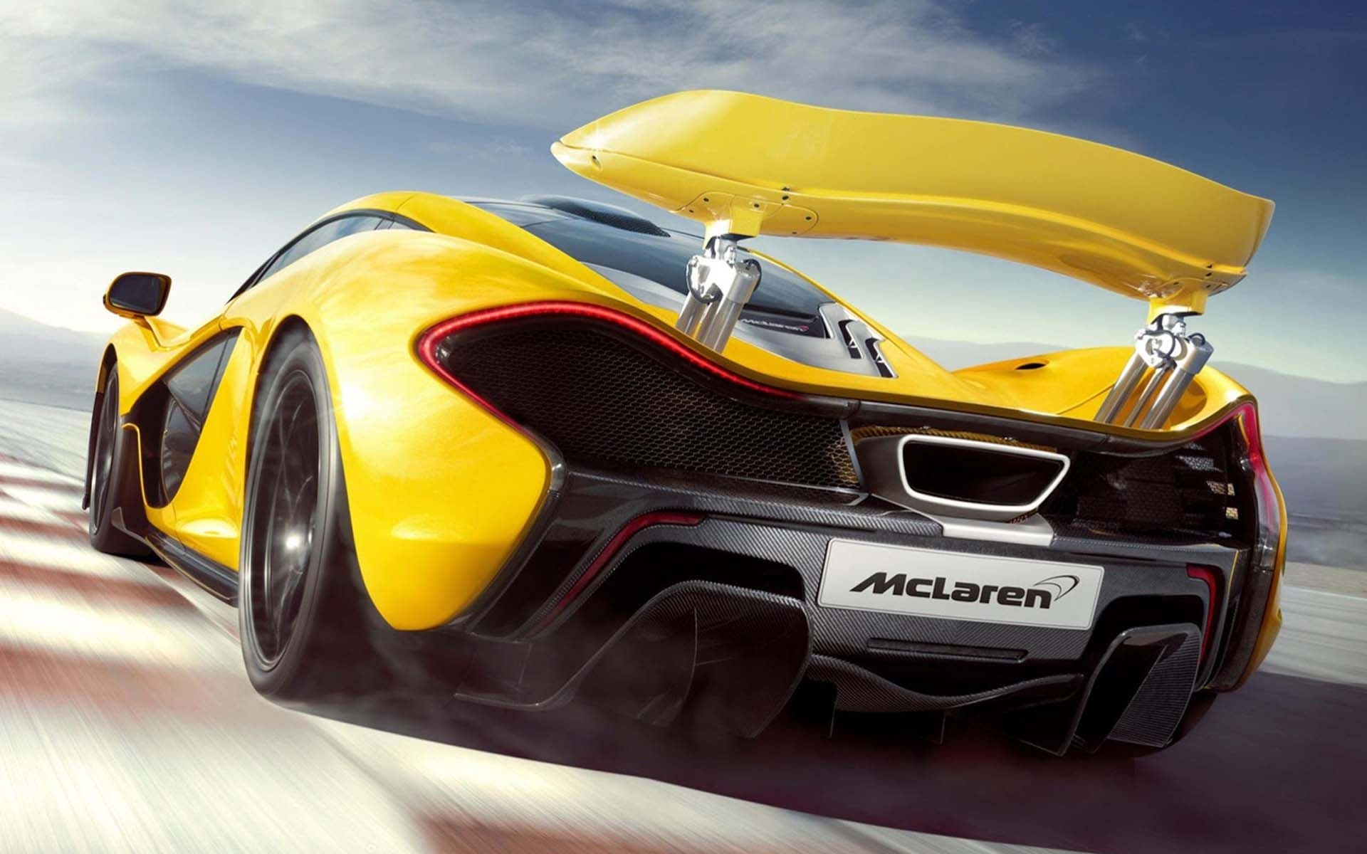 Mclaren P1 Hypercar wallpapers