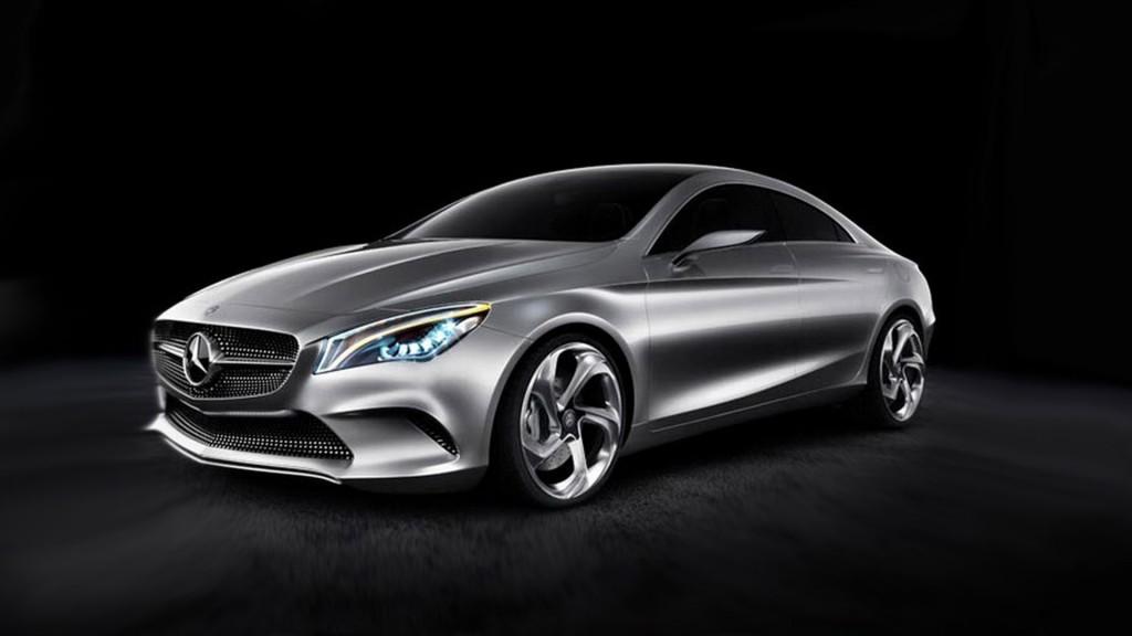 2013 Mercedes Benz CSC Wallpaper-1080p