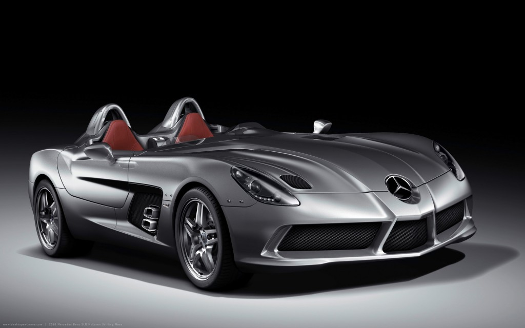 2013 SLR McLaren Stirling HD Wallpapers