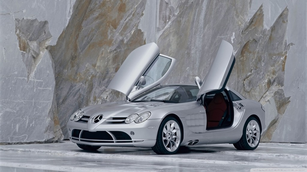 Download 2013 Mercedes SLR Mclaren Wallpaper