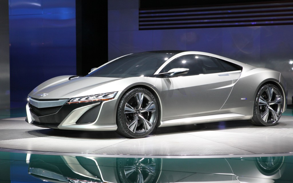 New Acura nsx HD Wallpapers