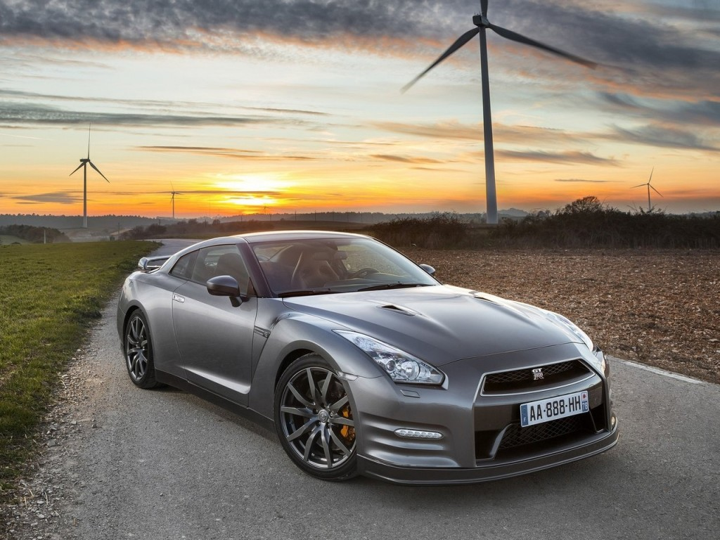 Nissan GT R Wallpaper-1080p